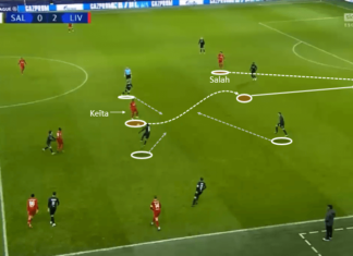 Naby Keita 2019/20 – scout report - tactical analysis tactics